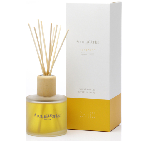 AromaWorks Serenity Reed Diffuser 200ml