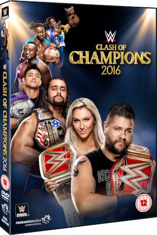 WWE: Clash Of Champions 2016