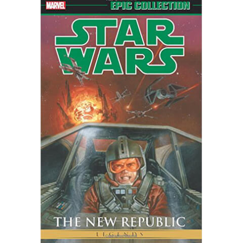Star Wars Legends Epic Collection: The New Republic Vol. 2 Paperback Graphic Novel
