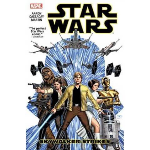 Star Wars Volume 1: Skywalker Strikes Paperback Graphic Novel