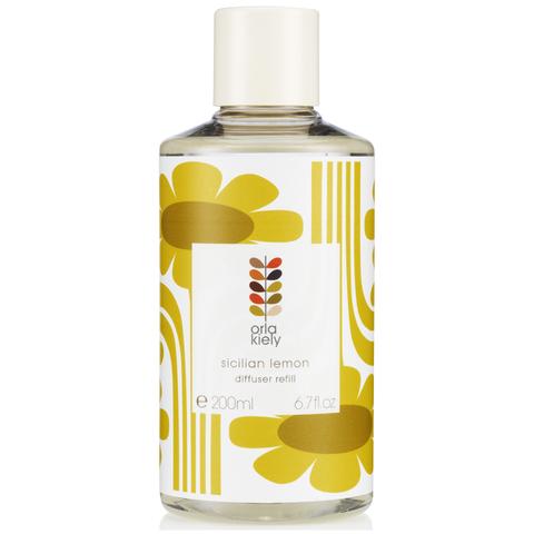 Orla Kiely Diffuser Refill - Sicilian Lemon
