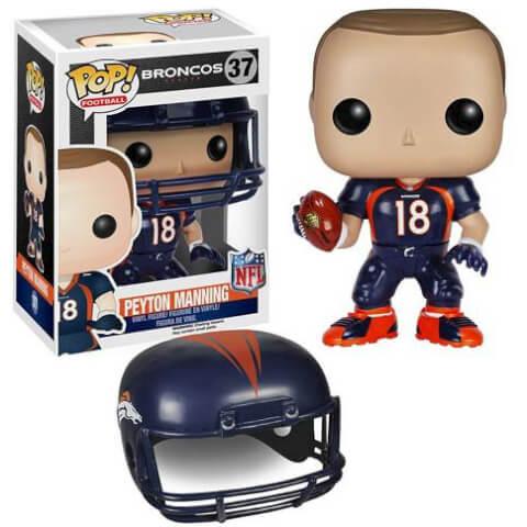 NFL Peyton Manning Wave 2 Funko Pop! Figuur