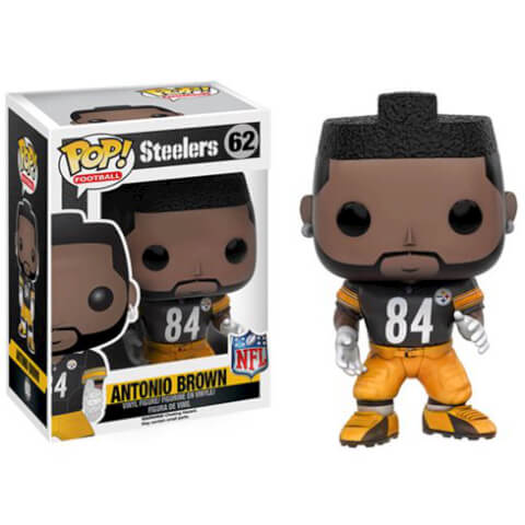 NFL Antonio Brown Wave 3 Pop! Vinyl Figure