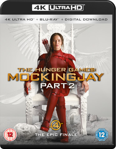 The Hunger Games: Mockingjay Part 2 - 4K Ultra HD
