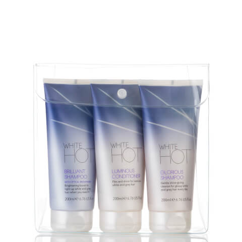 White Hot Regime Gift Set