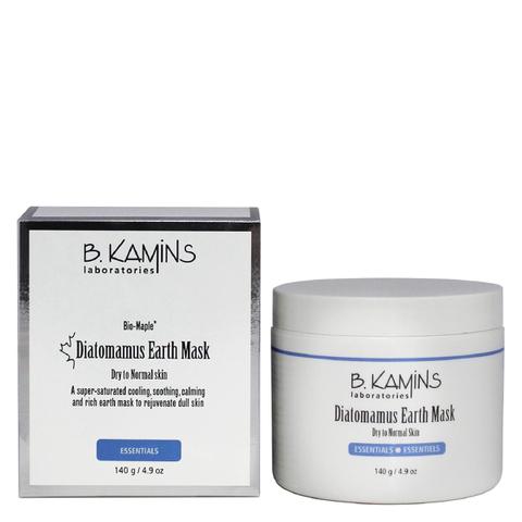 B Kamins Diatomamus Earth Face Mask - Dry to Normal Skin