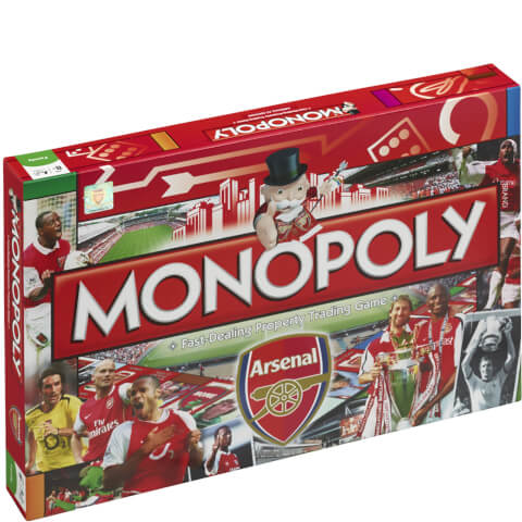 Monopoly - Arsenal F.C. Edition