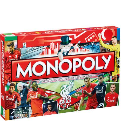 Monopoly - Liverpool F.C. Edition