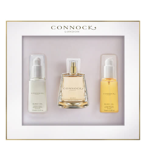 Connock London Kukui Eau De Parfum Gift Set