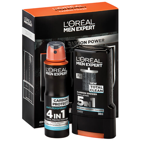 L'Oréal Paris Men Expert Carbon Power Gift Set