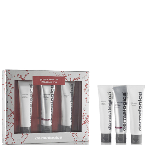 Dermalogica Power Rescue Masque Christmas Trio