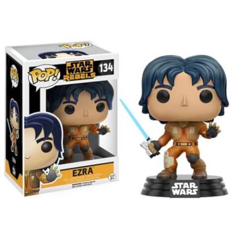 Star Wars Rebels Ezra Pop! Vinyl Bobble Head