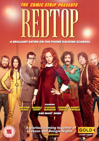 The Comic Strip Presents...Red Top