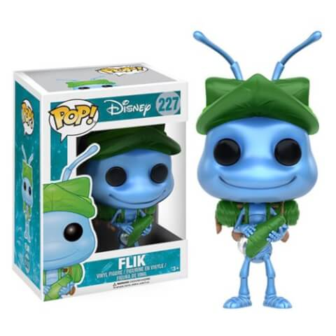 A Bug's Life Flik Pop! Vinyl Figure