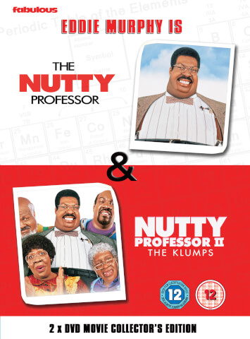 The Nutty Professor and Nutty Professor 2 Boxset