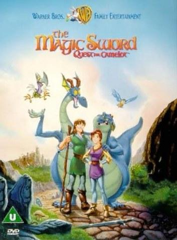 The Magic Sword,