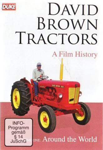David Brown Tractors - Volume 1: Around The World