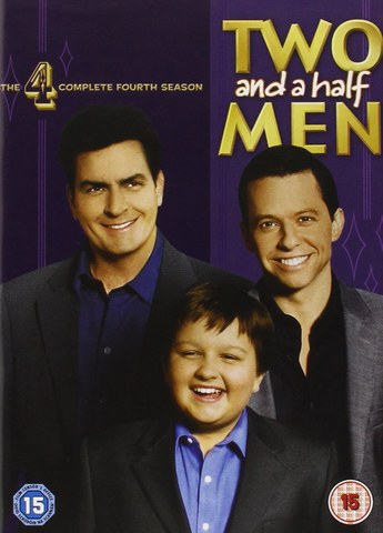 Two and a Half Men - Season 4 Box Set