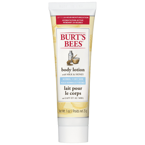 Burt's Bees Naturalmente Nourishing Milk & Honey Body Lotion (236ml)