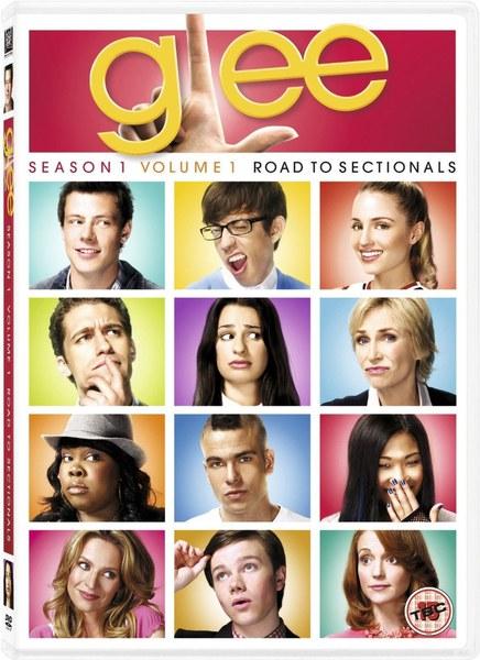 Glee - Season 1 Volume 1 - Road to Sectionals DVD | Zavvi.com