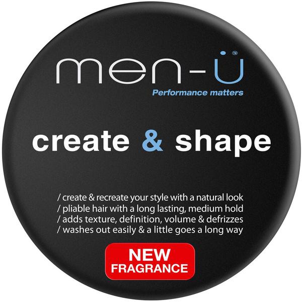 men-ü Create and Shape (100ml)