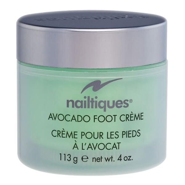 Nailtiques Crème pour les piedes à l'avocat 113.4g