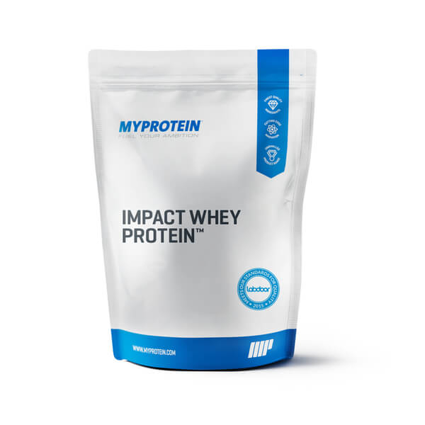 Myprotein Impact Whey Protein 11Lb. Pouch