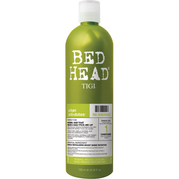 TIGI Bed Head Urban Antidotes Re-Energize Conditioner (750ml)