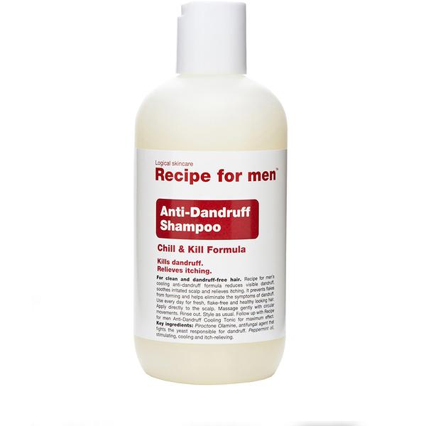 Recipe for Men - Anti-Dandruff Shampoo 250 ml