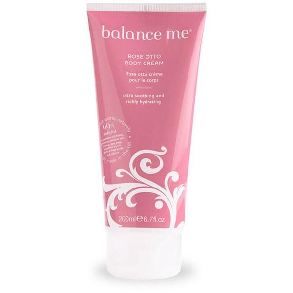 Balance Me Rose Otto Body Cream (200 ml)