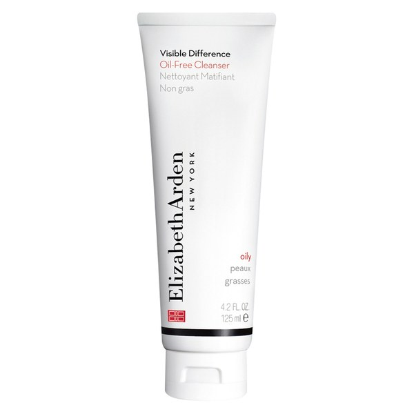 Elizabeth Arden Visible Difference Nettoyant matifiant non gras (125ml)
