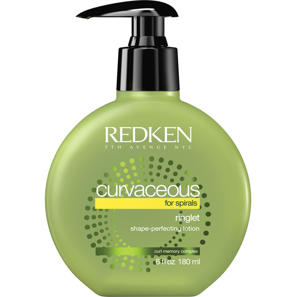 Redken Curvaceous Ringlet Perfecting Lotion 180ml Free