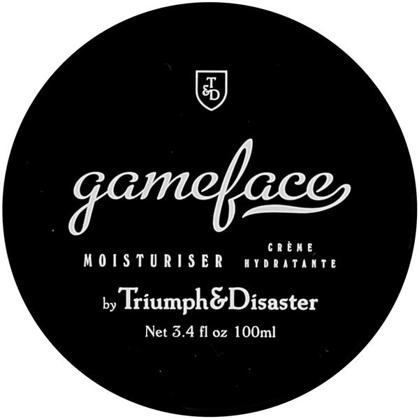 Triumph & Disaster Gameface Moisturiser Tub 100 ml