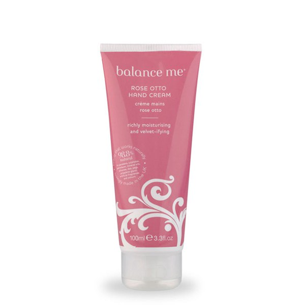 Balance Me Rose Otto Hand Cream (100ml)