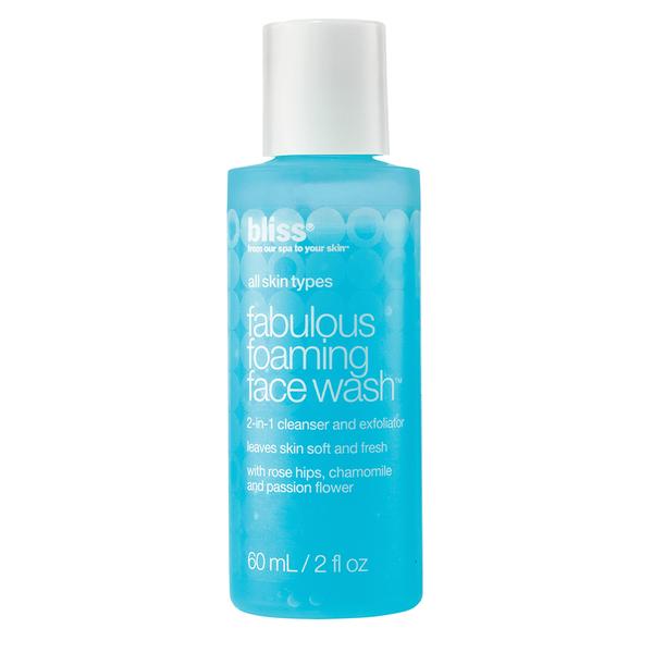 bliss Fabulous Foaming Face Wash 60ml