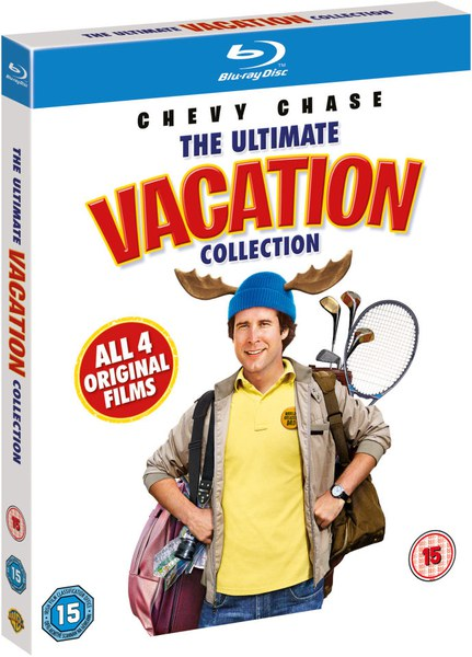 Vegas Vacation Dvd Special Features: National Lampoons Vacation Box Set Blu-ray