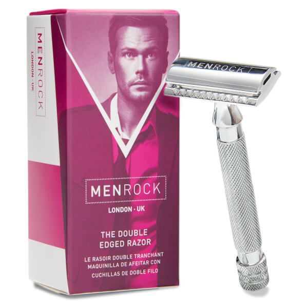 Cuchilla de afeitar Men Rock The Double Edged Razor