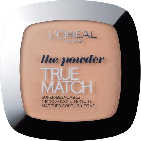 L'Oréal Paris True Match Powder Foundation (Various Shades)