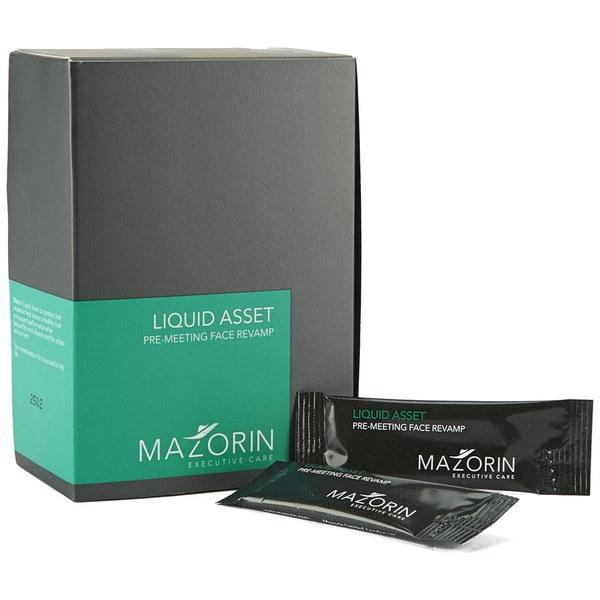 Gel/tónico facial revitalizante Mazorin Liquid Asset