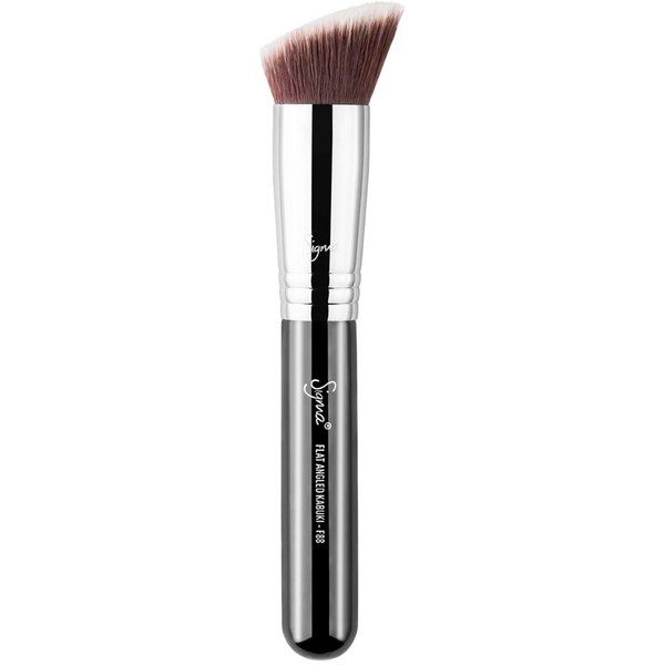 Brocha F88 - Flat Angled Kabuki Brush de Sigma Beauty