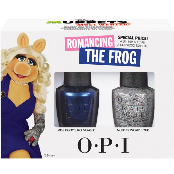 Opi Muppets Collection Duo