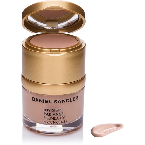 Daniel Sandler Invisible Radiance Foundation and Concealer - Sand