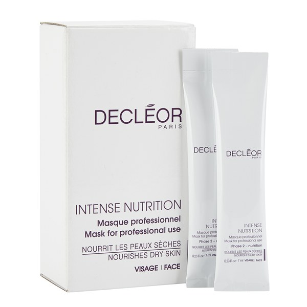 DECLÉOR New Intense Nutrition Pro Mask (x5 Treatments)