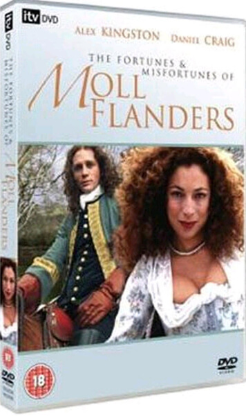 moll flanders Gorgeous illos of charlie weasley, angelina johnson, and & 6 more of our fave underrated harry potter characters.