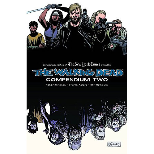 The Walking Dead: Compendium - Volume 2 Paperback Graphic Novel