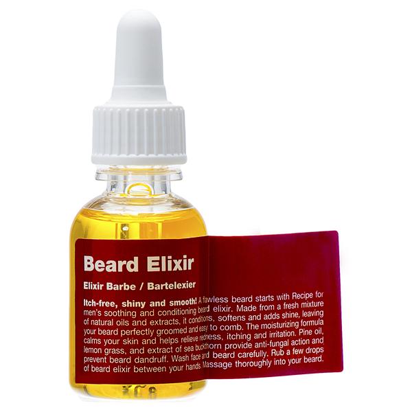 Recipe for men Beard Elixir (25ml)