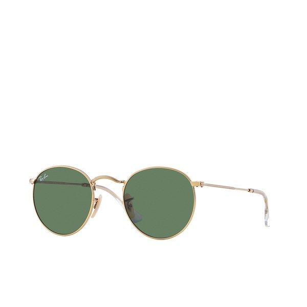 ray ban crystal green