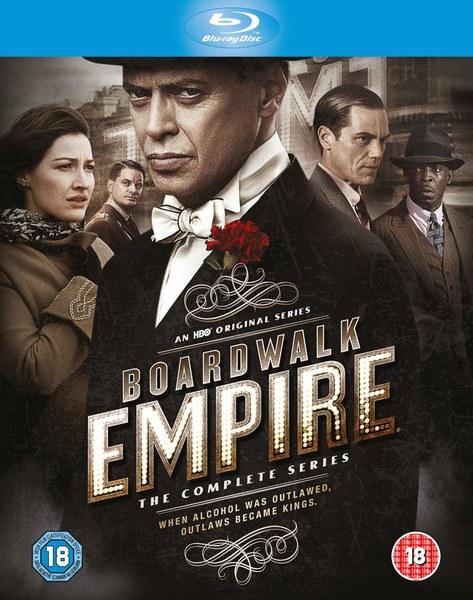Boardwalk Empire Blu-Ray Box Set