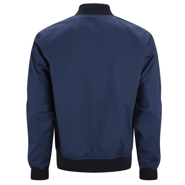 lacoste live men 39 s bomber jacket navy free uk delivery over 50. Black Bedroom Furniture Sets. Home Design Ideas