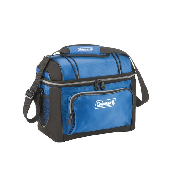 Coleman 16 Can Soft Cooler With Hard Liner ~ Coleman can soft cooler with hard liner iwoot